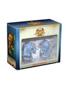 Arcadia Quest: Mamba & Rosh