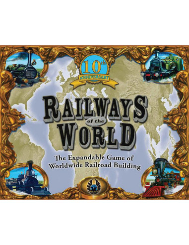 Railways of the World ‐ English 10th Anniversary edition