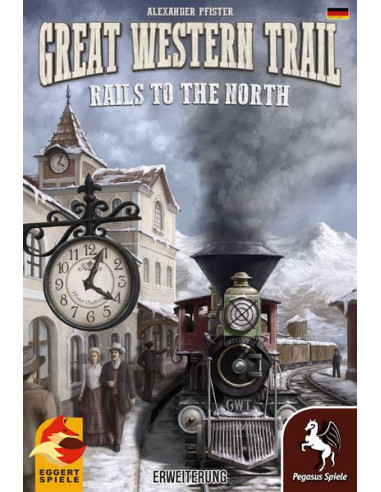 Great Western Trail: Rails to the North (German)