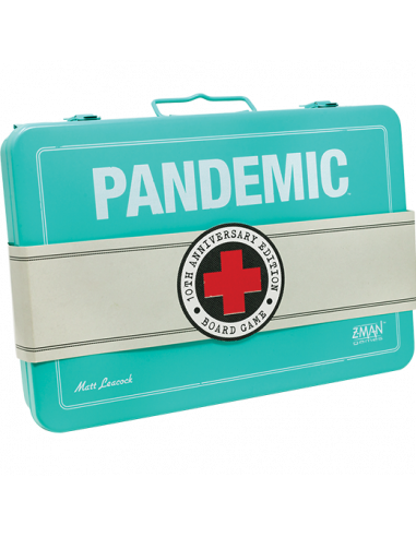 Pandemic 10th Anniversary NL