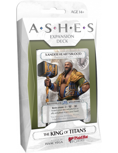 Ashes: The King of Titans