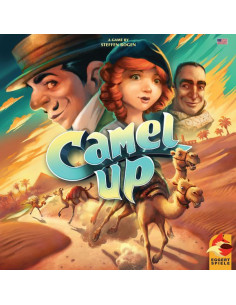 Camel Up (Second Edition)(Duits)