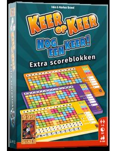 Keer op Keer - Scoreblokken