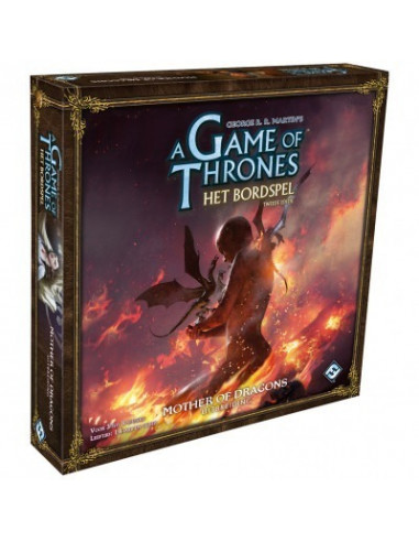 A Game of Thrones: The Board Game (Second Edition) – Mother of Dragons NL