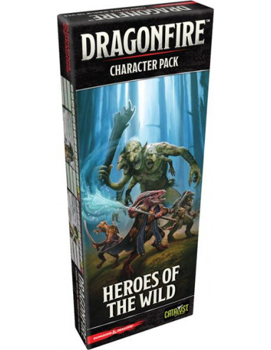Dragonfire: Character Pack – Heroes of the Wild