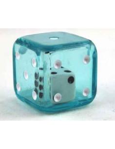 Double dice D6/d6