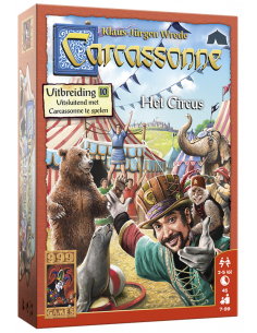 Carcassonne: Het Circus...