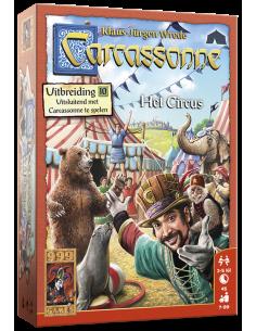 Carcassonne: Het Circus (NL)