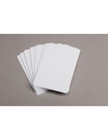 Plastic Blanco Speelkaarten 60x90mm...