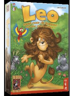 Leo moet naar de kapper...