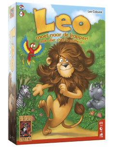 Leo moet naar de kapper (NL)