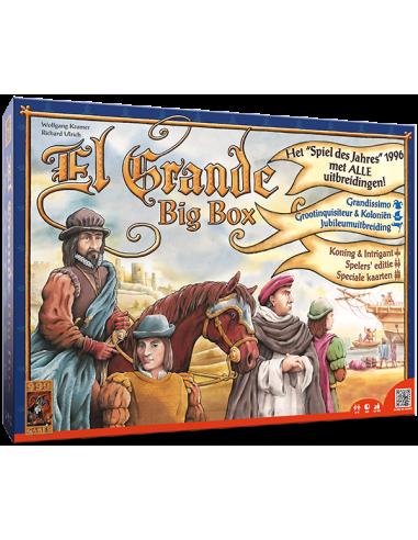El Grande Big Box (NL)