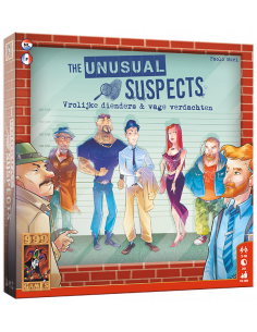 The Unusual Suspects (NL)