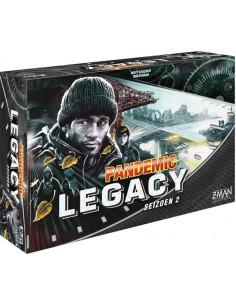 Pandemic Legacy Seizoen 2...