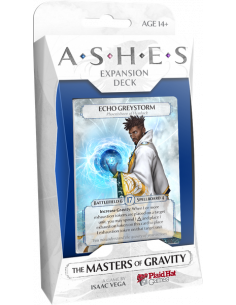 Ashes: Masters of Gravity