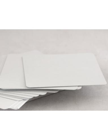 Blanco speelkaarten 70x70mm (50)