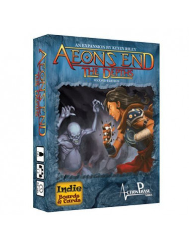 Aeon's End: The Depths ‐ English second edition