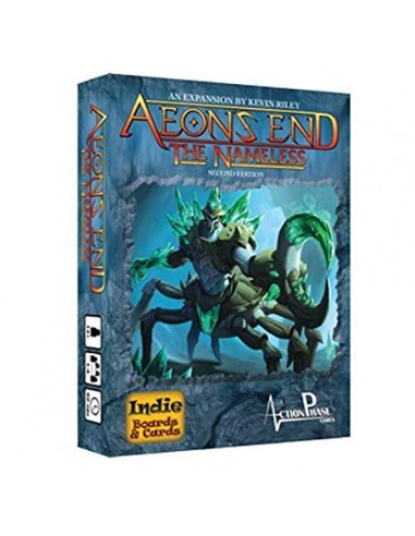 Aeon's End: The Nameless ‐ English second edition