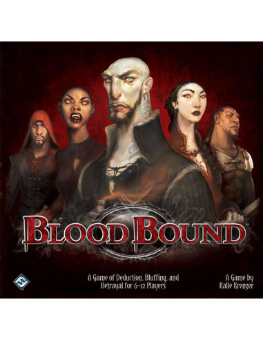Blood Bound (Second Edition)