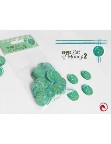 20-Piece Set of Money 2
