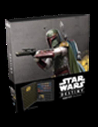 Star Wars Destiny Dice Binder Boba Fett