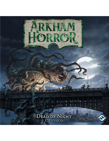 Arkham Horror (Third Edition): Dead of Night