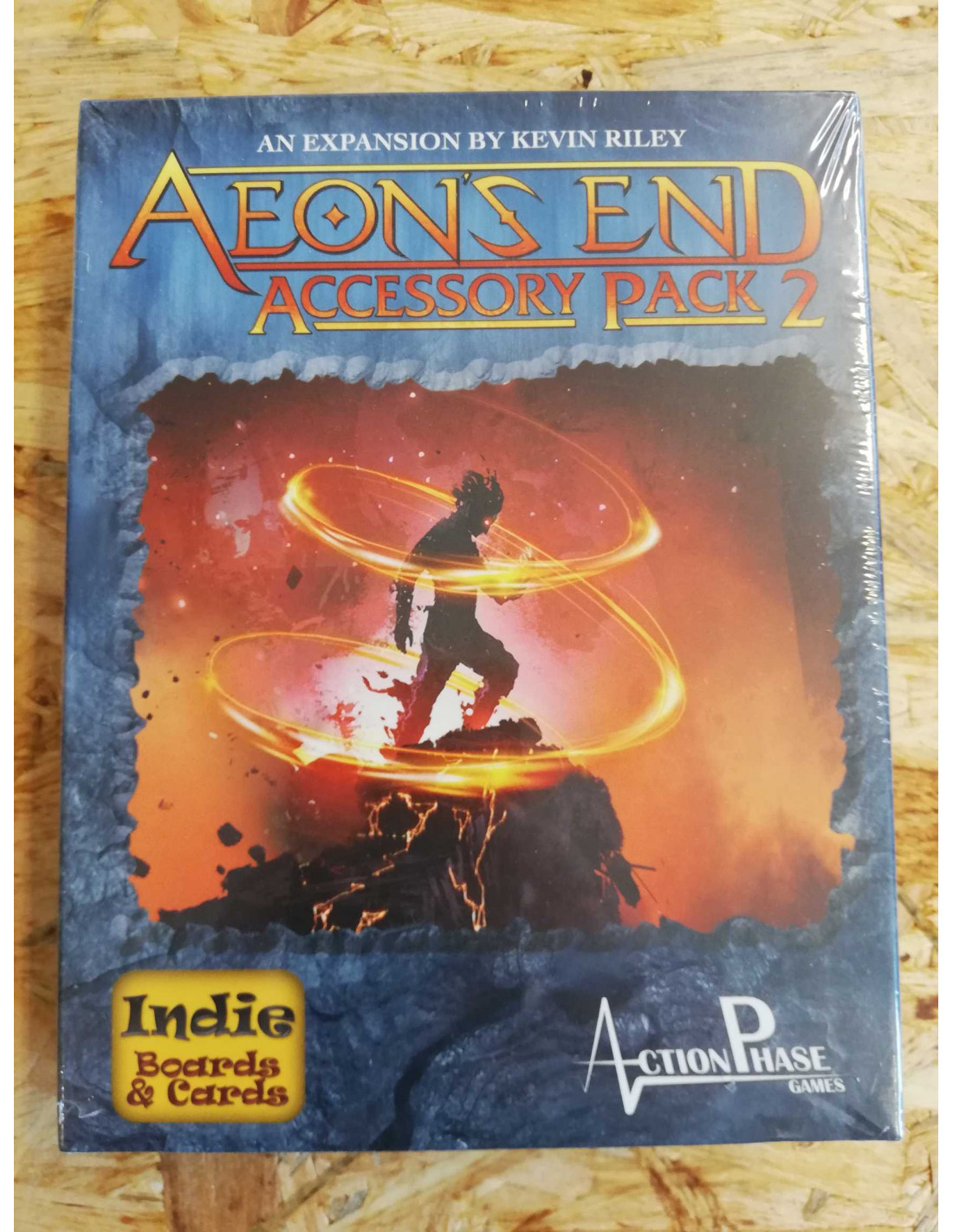 Aeon/'s End Accessory Pack Engl.