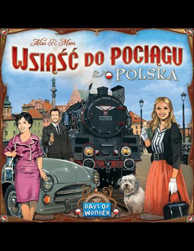 Ticket to Ride - Polska