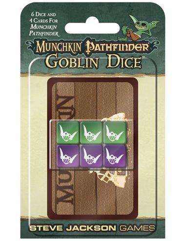 Munchkin Pathfinder Goblin Dice