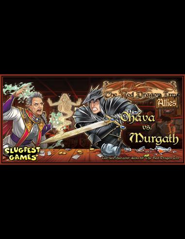 The Red Dragon Inn: Allies – Ohava vs. Murgath