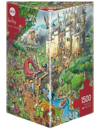 Puzzel Fairy Tales 1500 stukjes
