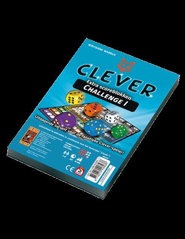Clever Challenge Scoreblok (2 stuks)