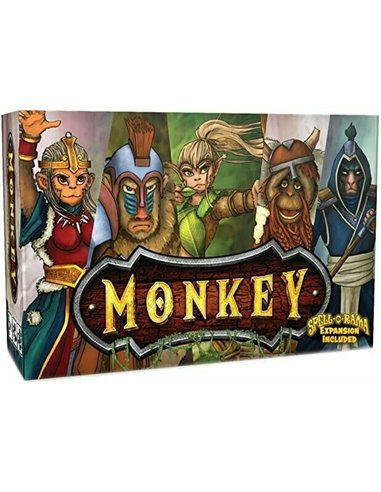 Monkey The Card Game