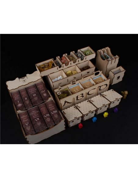 Laserox Glen More II Chronicles Organizer