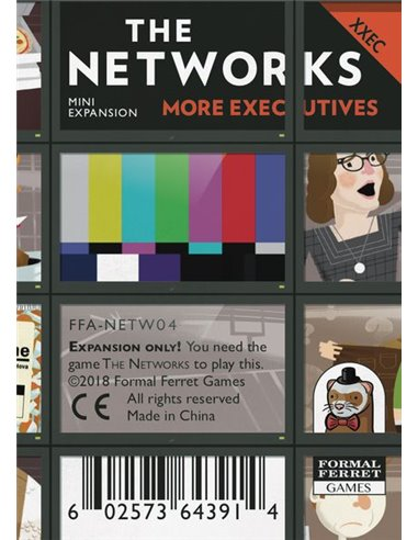 The Networks: More Executives