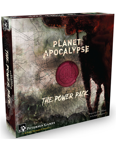 Planet Apocalypse: The Power Pack