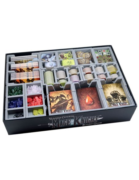 Folded Space Organizer: Mage Knight Board Game Insert