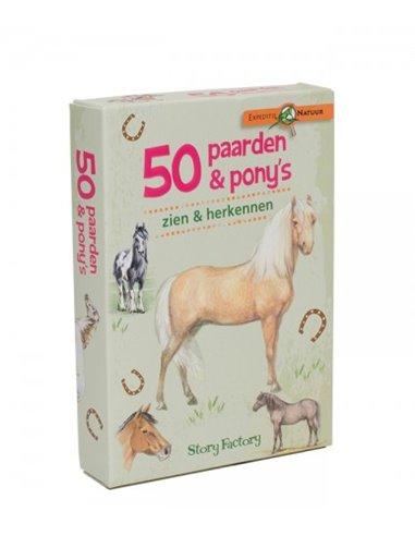 Expeditie Natuur 50 Paarden Pony's