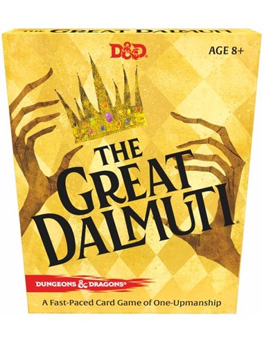 The Great Dalmuti: Dungeons & Dragons
