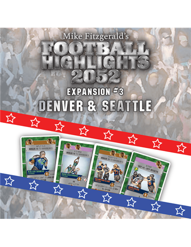 Football Highlights 2052: Expansions - 3 (Denver & Seattle)