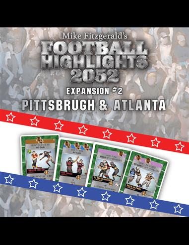 Football Highlights 2052: Expansions - 2 (Pittsburgh & Atlanta)