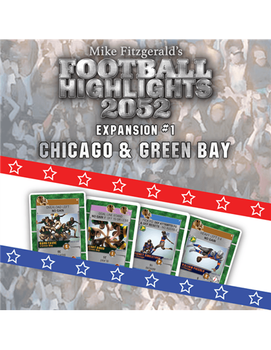 Football Highlights 2052: Expansions - 1 (Chicago & Green Bay)
