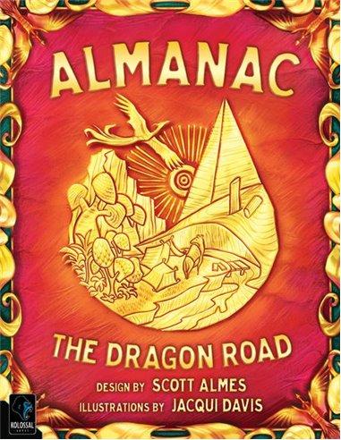 Almanac Dragon Roads (Kickstarter Edition)