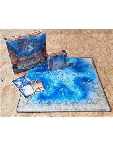 Atlantis Rising (Second Edition) Combo Package