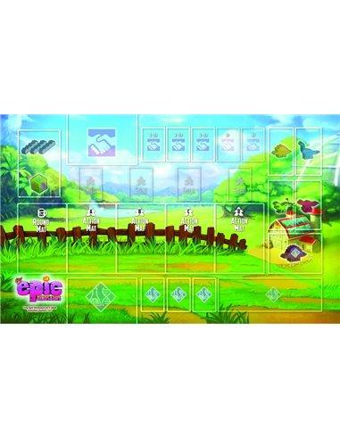 Tiny Epic Dinosaurs: Gaming Mat