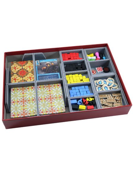 Folded Space Organizer: Pandemic Stand Alone Titles Insert