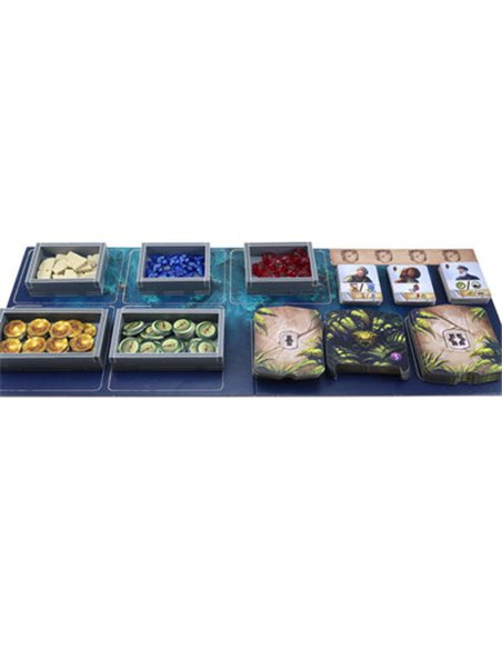 Folded Space Organizer: Lost Ruins Of Arnak Insert