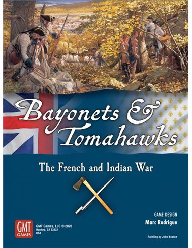 Bayonets and Tomahawks