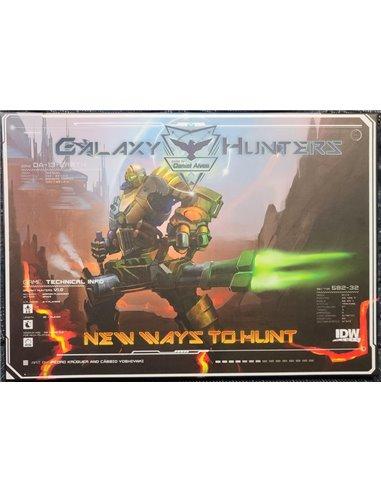 Galaxy Hunters: New Ways to Hunt