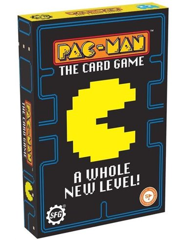 Pac-Man: The Card Game